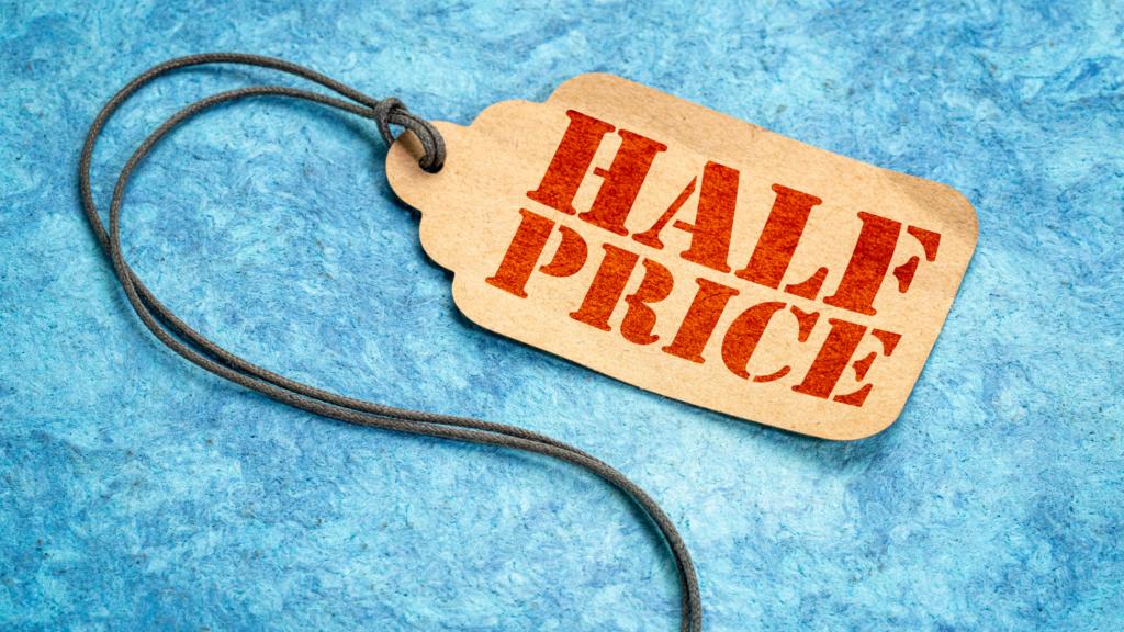 Benefits of price drop alerts