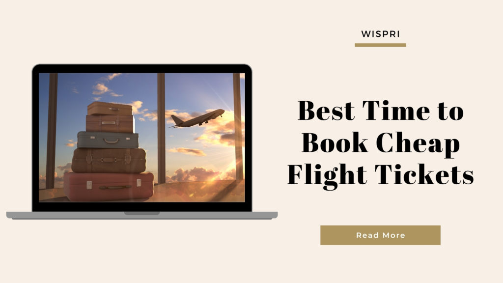 Best time and ways to book cheap flight tickets