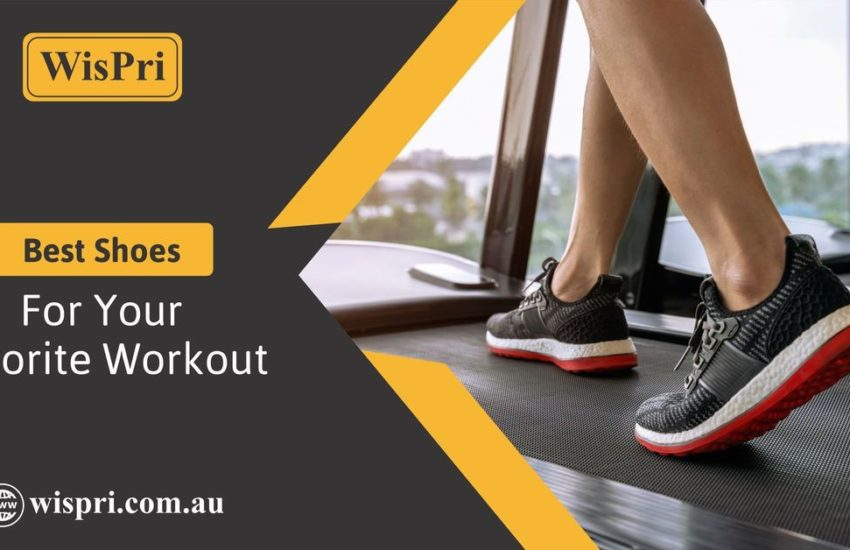 Best shoes for your favourite workout
