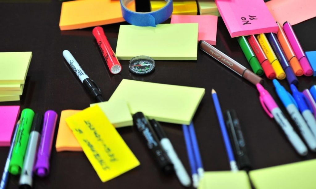 coworker gift ideas- sustainable stationary