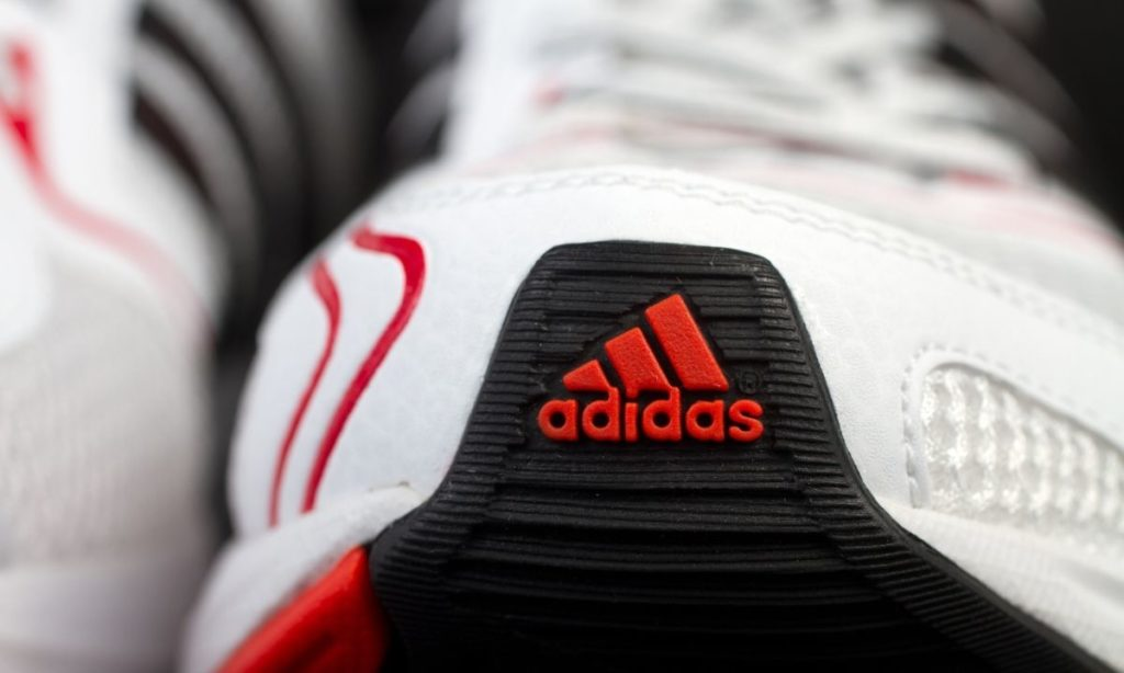 workout shoes: Adidas