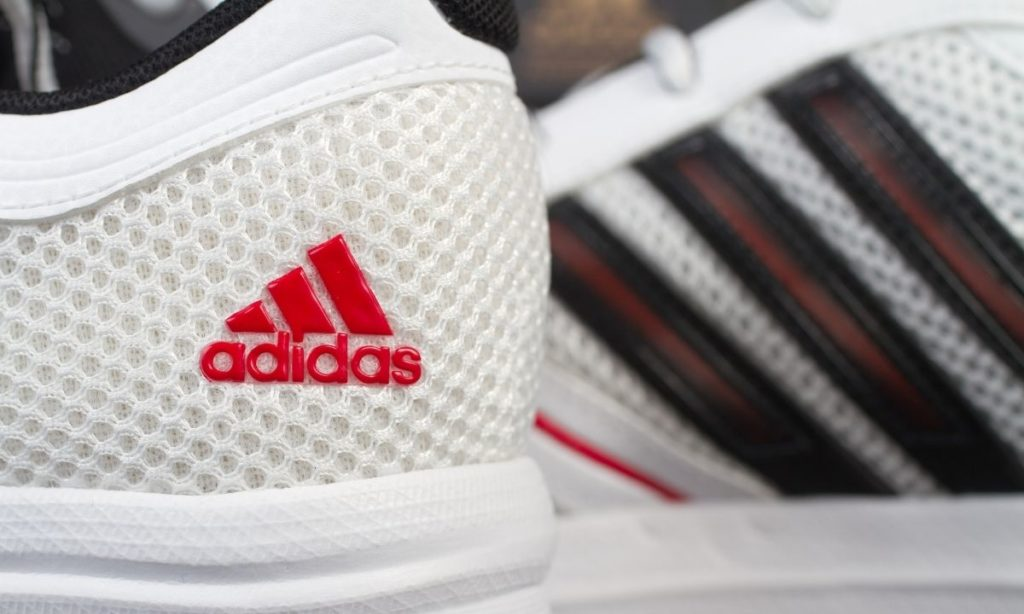 workout shoes: Adidas running shoes