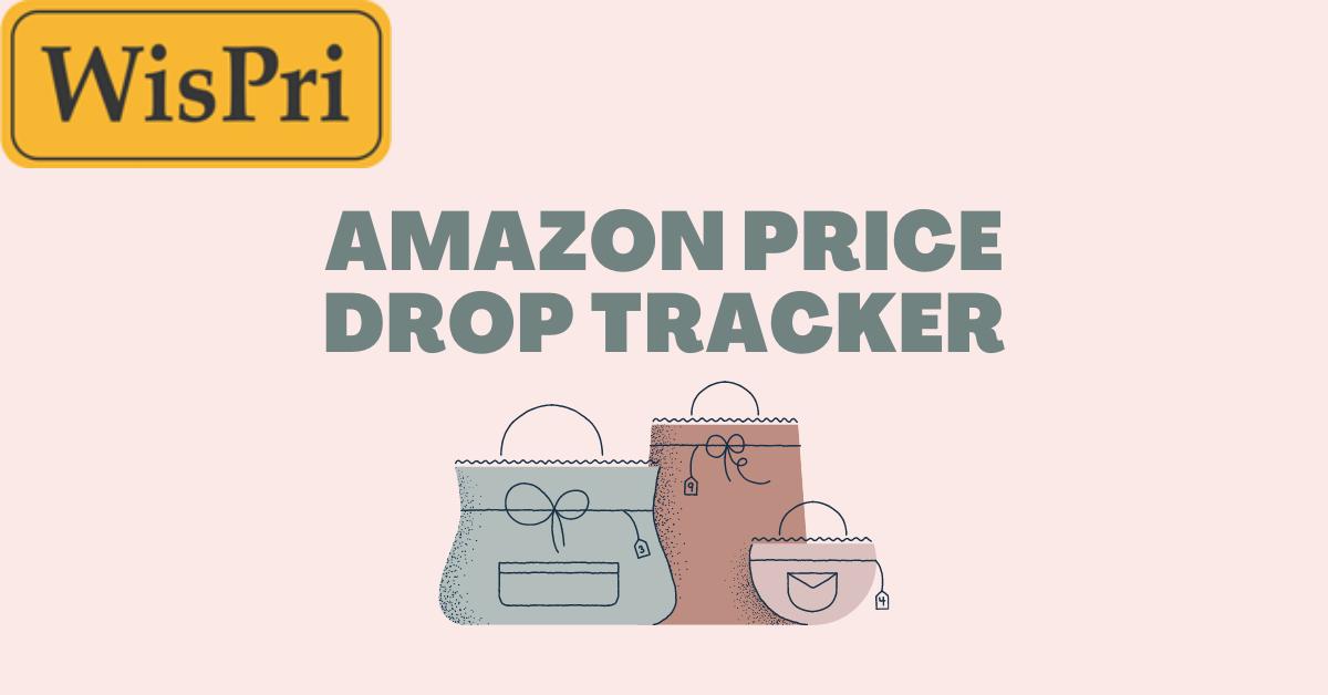 Amazon price drop tracker